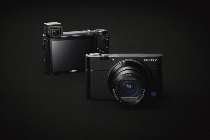 Sony Cyber-shot RX100 V /materiały prasowe