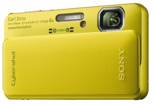 Sony Cyber-shot TX10 /INTERIA.PL