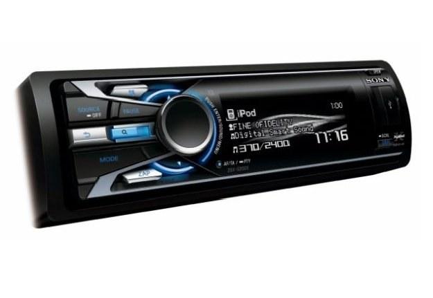 Sony DSX-S200X /materiały prasowe
