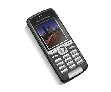 Sony Ericsson K320i - Prostoduszny
