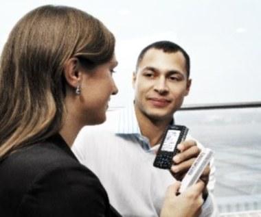 Sony Ericsson M600i - dotykowa sprawa