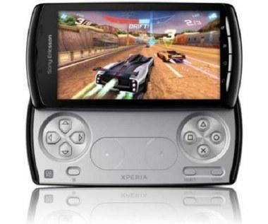 Sony Ericsson Xperia Play - konsolofon