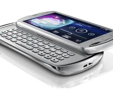 Sony Ericsson Xperia pro - dla biznesu