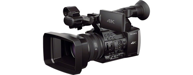 Sony FDR-AX1 /materiały prasowe
