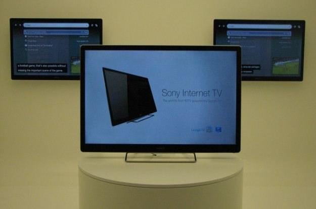 Sony Internet TV powstający we współpracy z Google. Zapowiada się ciekawe, czekamy na premierę /INTERIA.PL
