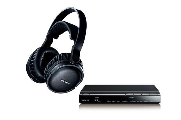 Sony MDR-DS7500 /materiały prasowe