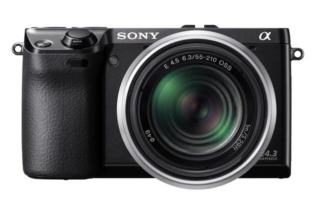 Sony NEX-7 /materiały prasowe