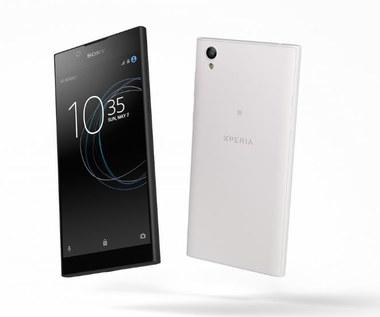Sony prezentuje Xperię L1