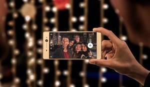 Sony prezentuje Xperię XA Ultra - smartfona z 16 Mpix aparatem do selfie