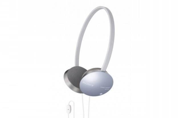 Sony - słuchawki DR-310DP /materiały prasowe