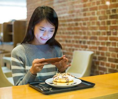 Sony stworzyło aplikację analizującą jedzenie
