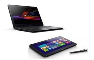 Sony VAIO Fit 11A - laptop i tablet w jednym