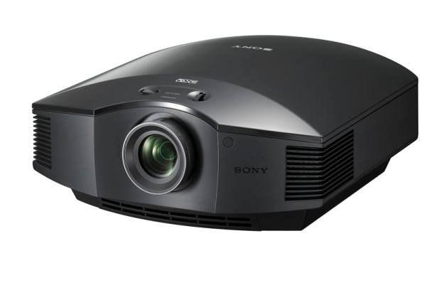 Sony VPL-HW20 /materiały prasowe