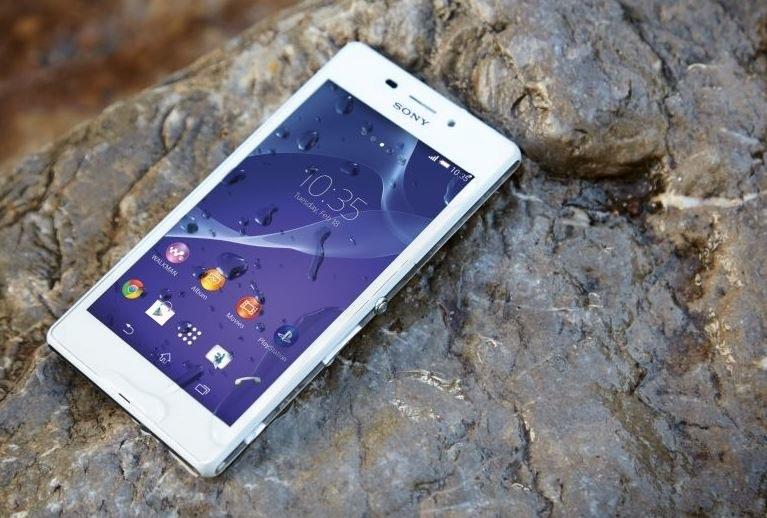 Sony Xperia M4 Aqua to jedno z urządzeń, których wodoodporność podważają użytkownicy /materiały prasowe