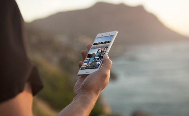 Sony Xperia M4 Aqua /materiały prasowe