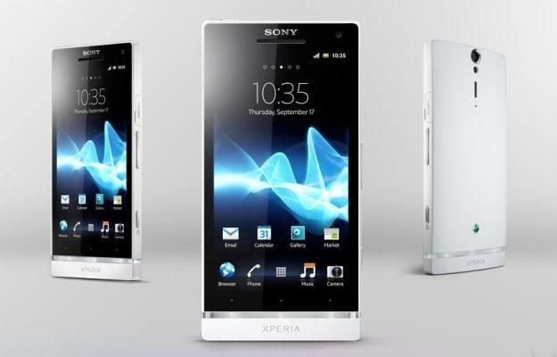 Sony Xperia S zachwyca nie tylko wyglądem /materiały prasowe