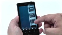 Sony Xperia T - smartfon Bonda