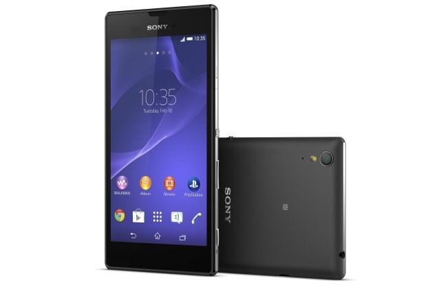 Sony Xperia T3 /materiały prasowe