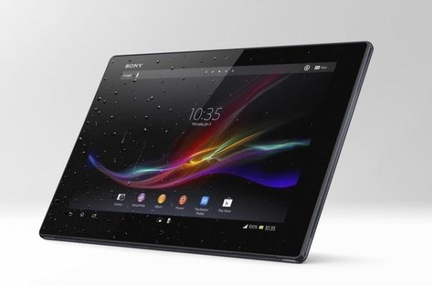 Sony Xperia Tablet Z /materiały prasowe