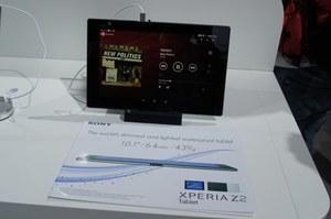 Sony Xperia Tablet Z2 - pierwsze wrażenia