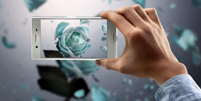 Sony Xperia XZ Premium /materiały prasowe