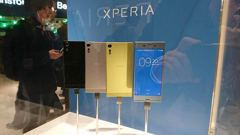 Sony Xperia XZ Premium /INTERIA.PL
