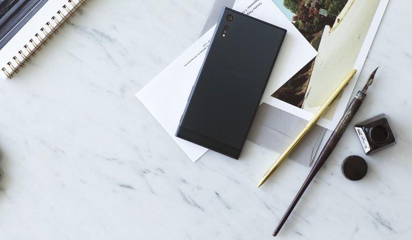 Sony Xperia XZ /materiały prasowe