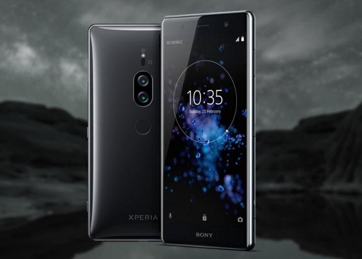 Sony Xperia XZ2 Premium ma dwa aparaty /materiały prasowe