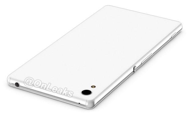 Sony Xperia Z4.   Fot. @onleaks /materiały prasowe
