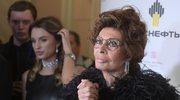 Sophia Loren matką chrzestną
