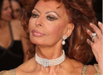 Sophia Loren: Moje życie to bajka /Getty Images/Flash Press Media