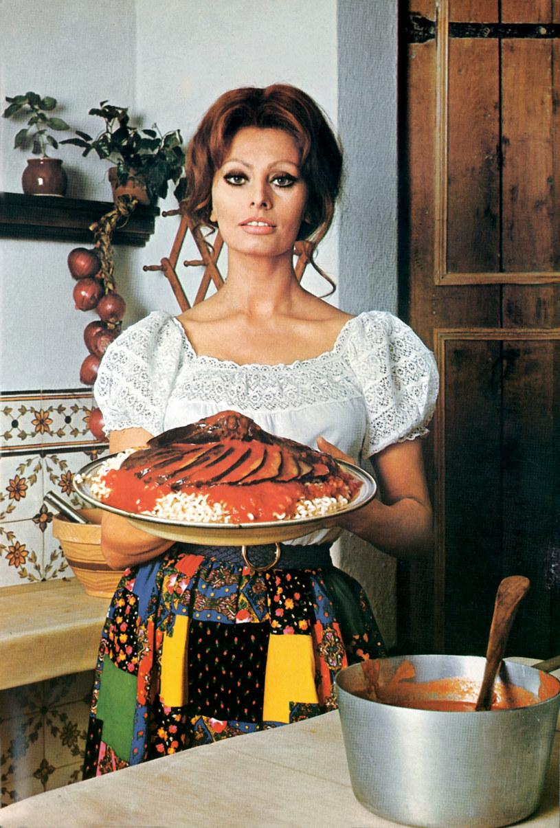 Sophia Loren /materiały prasowe