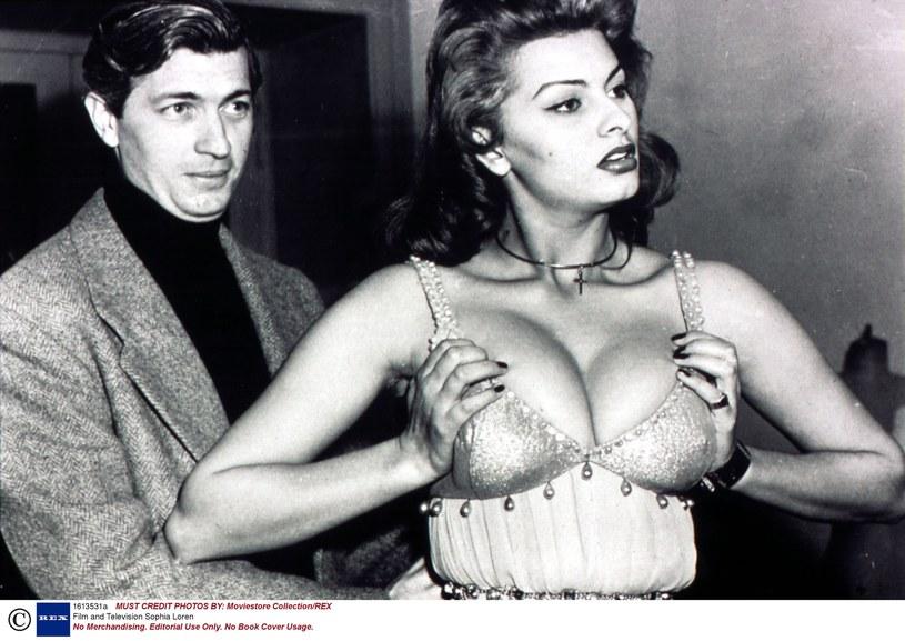 Sophia Loren /Moviestore Collection/REX /East News