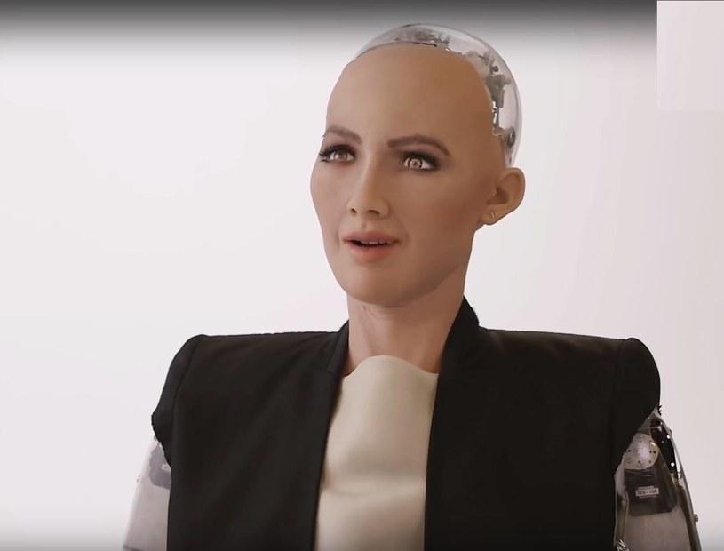 Sophię stworzyła firma Hanson Robotics z Hongkongu /materiały prasowe