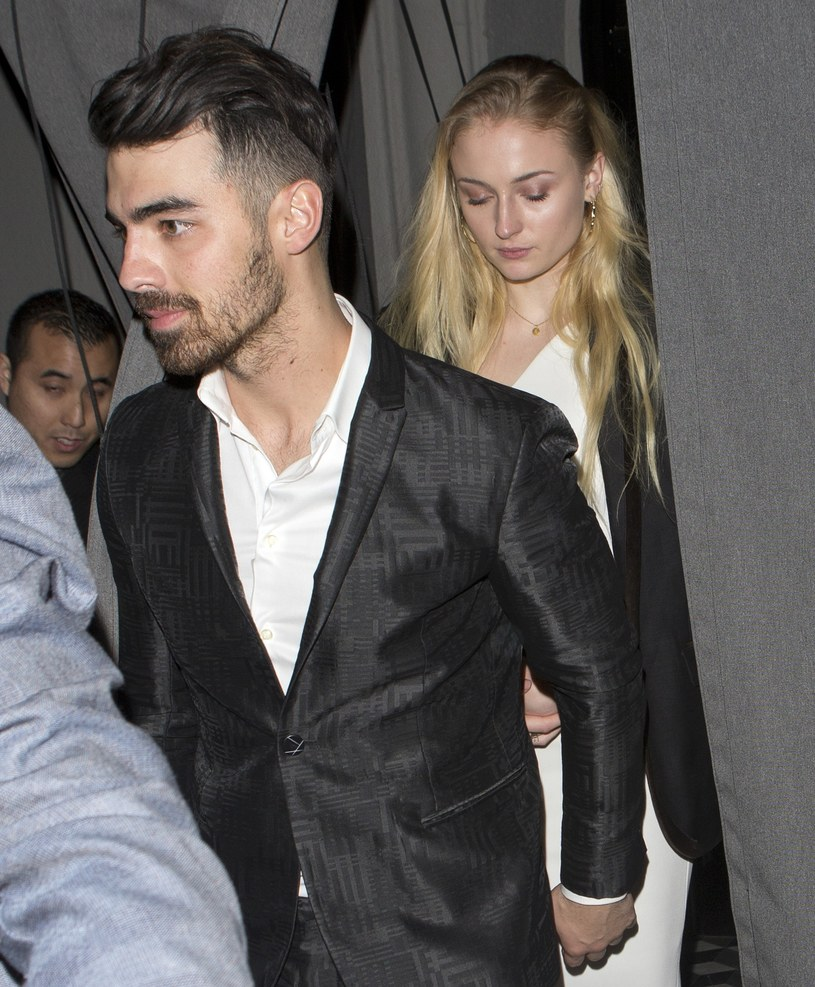 Sophie Turner i Joe Jonas /SPW / Splash News /East News