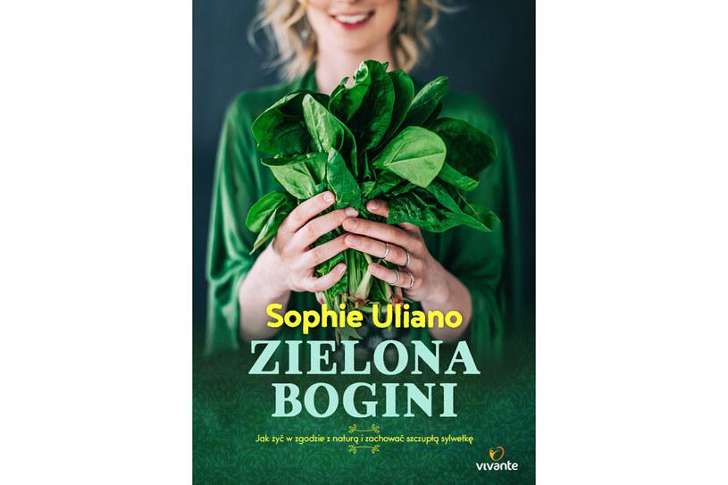 """Sophie Uliano """"Zielona Bogini"""" /materiały prasowe"""