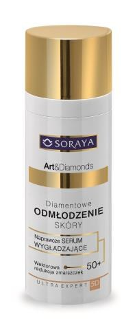Soraya, Art & Diamonds, serum  33 ml/21 zł. /Mat. Prasowe