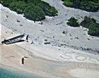 """""""SOS"""" na piasku. Uratowani z bezludnej wyspy"""