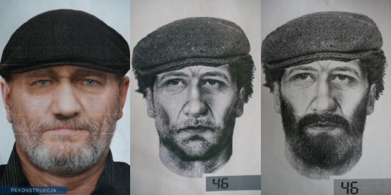 Sosnowieccy policjanci proszą o pomoc w identyfikacji zmarłego mężczyzny /Policja