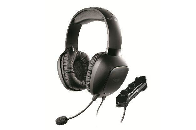 Sound Blaster Tactic360 ION Gaming Headset /INTERIA.PL/materiały prasowe