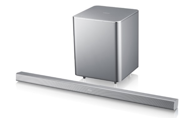 Soundbary Samsung  HW-H550 oraz HW-H551 /materiały prasowe