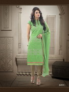 Source : http://www.mirraw.com/designers/the-fashion-world/designs/green-embroidered-chanderi-unstitched-salwar-with-dupatta-dress-material--234