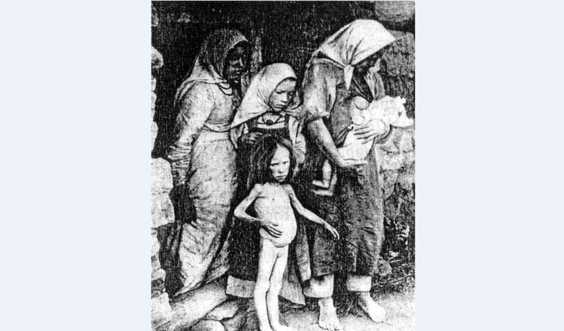 Sowiecka Ukraina – propaganda i prawda (okres Wielkiego Głodu) /Odkrywca