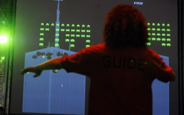Space Invaders /AFP