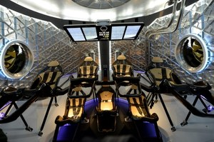 SpaceX Dragon V2 - rewolucja w załogowych lotach w kosmos