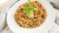 Spaghetti bolognese - wyjątkowy makaron z mięsem