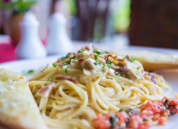 Spaghetti carbonara /©123RF/PICSEL
