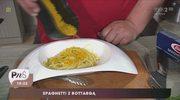 Spaghetti z bottargą