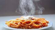 Spaghetti z pastą harrisa