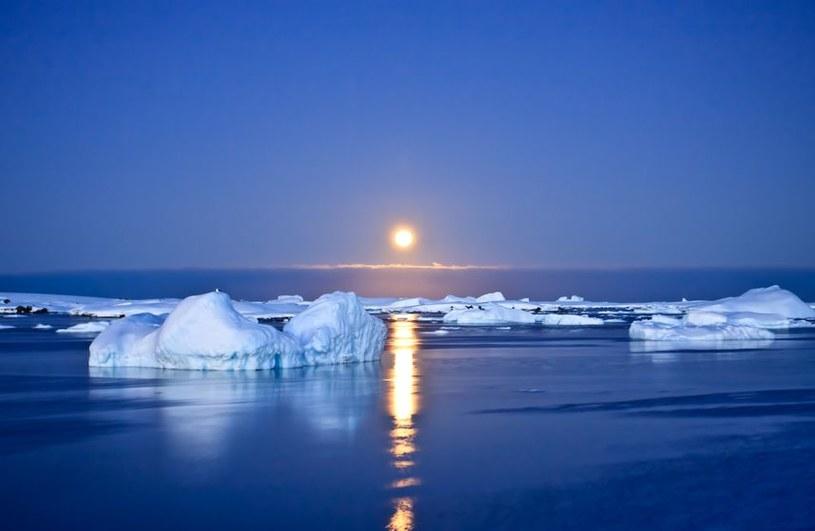 Spalanie paliw kopalnych zagrożeniem dla Antarktydy /123RF/PICSEL